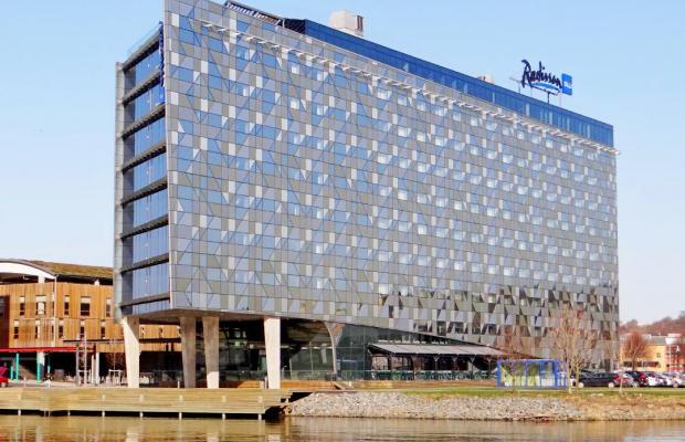 фотографии Radisson Blu Riverside Hotel изображение №4