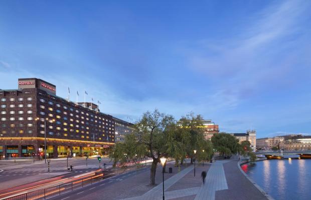 фотографии отеля Sheraton Stockholm изображение №3