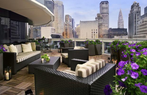 фотографии отеля Sofitel New York изображение №7