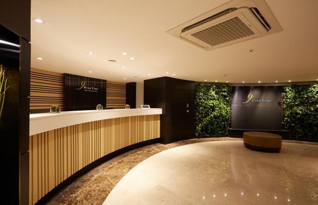 фотографии отеля Nine Tree Hotel Myeongdong I изображение №3