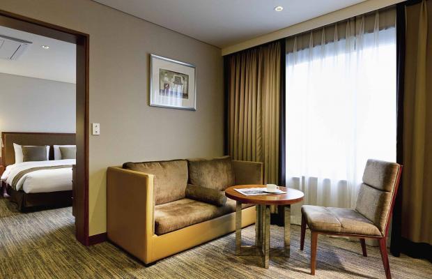 фотографии отеля Novotel Ambassador Seoul Doksan Hotel изображение №15