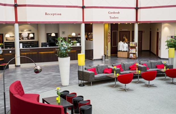 фотографии отеля Scandic Hotel Star Lund изображение №15