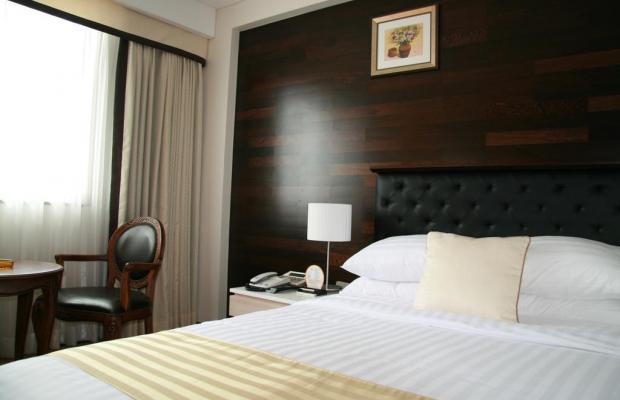 фотографии отеля Hotel Samjung изображение №7