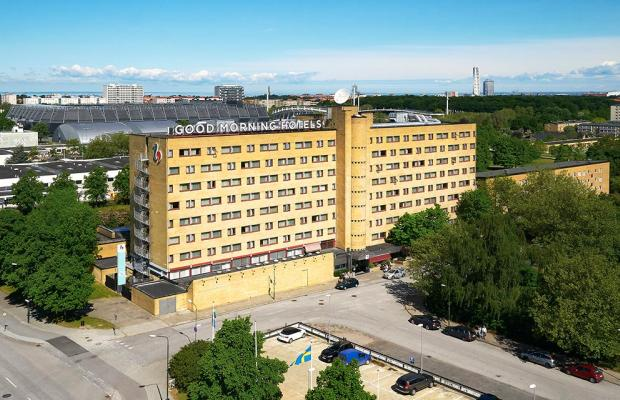 фото отеля Good Morning + Malmо (ех. Mercure Hotel Malmо; Ibis Hotel Malmo) изображение №1