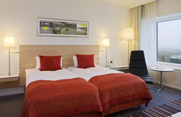 фотографии отеля Crowne Plaza Copenhagen Towers изображение №27