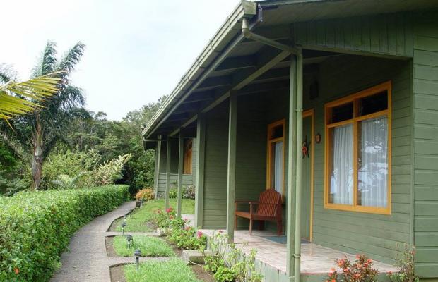 фото отеля Cloud Forest Lodge изображение №25