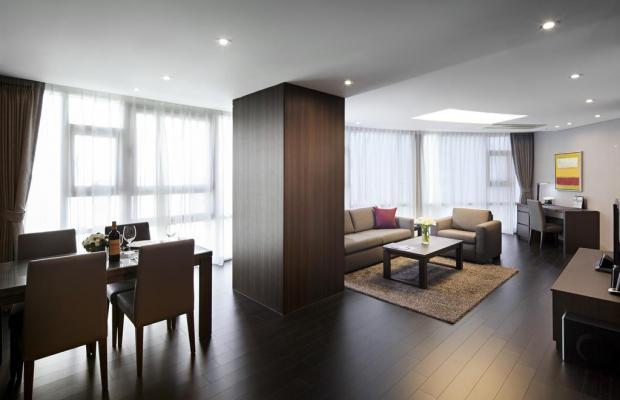фото отеля Fraser Place Central Seoul изображение №21
