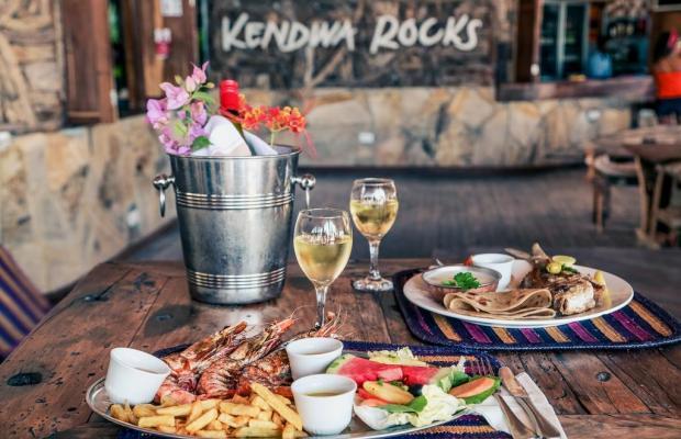 фото Kendwa Rocks Beach Hotel изображение №2