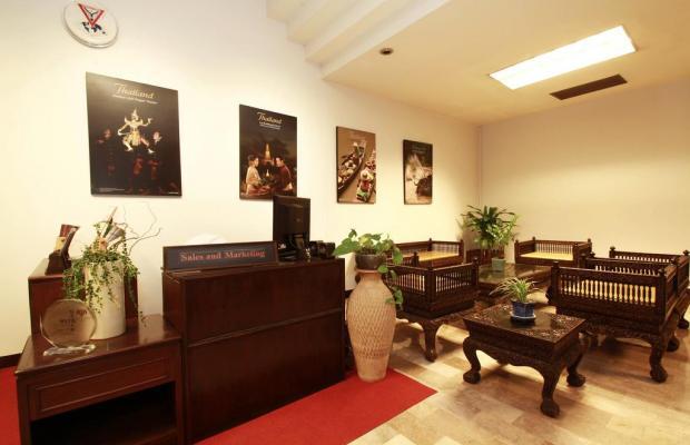 фотографии отеля YMCA International Hotel изображение №15