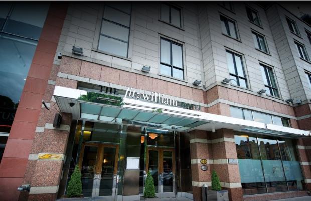 фото отеля The Fitzwilliam Hotel Dublin изображение №1