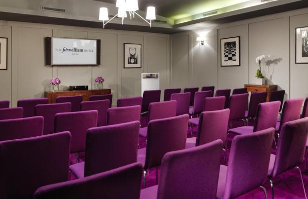 фотографии The Fitzwilliam Hotel Dublin изображение №8