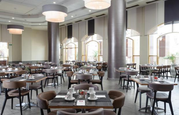 фотографии отеля Leonardo Hotel Negev изображение №3