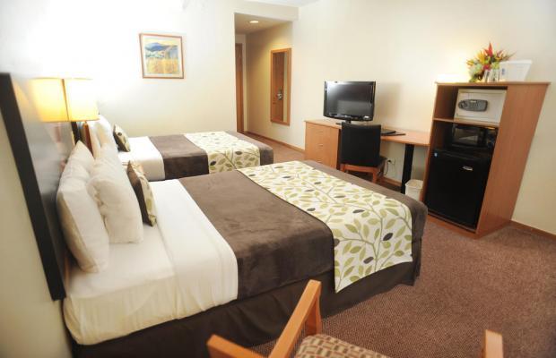 фотографии отеля Sleep Inn Hotel Paseo Las Damas изображение №11