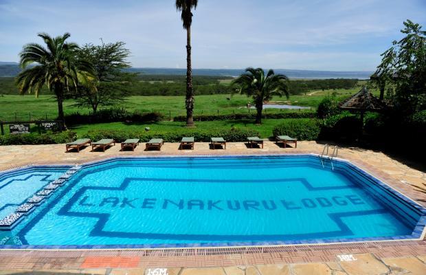 фото Lake Nakuru Lodge изображение №2