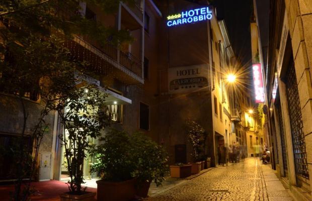 фотографии отеля Hotel Carrobbio изображение №7