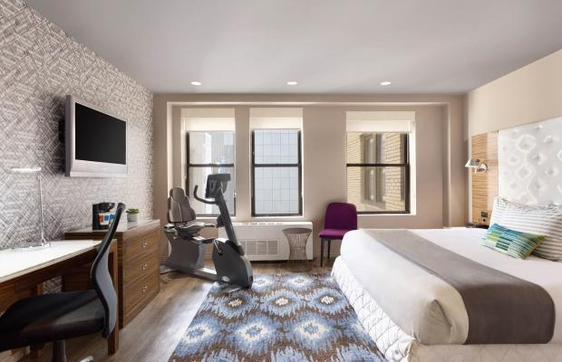 фото The Gallivant Times Square (ex. Best Western President; TRYP by Wyndham New York Times Square) изображение №6