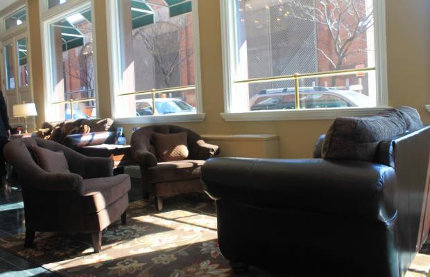 фото отеля Best Western Plus Seaport Inn Downtown изображение №17