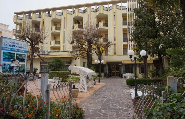 фото отеля La Serenissima Terme изображение №17