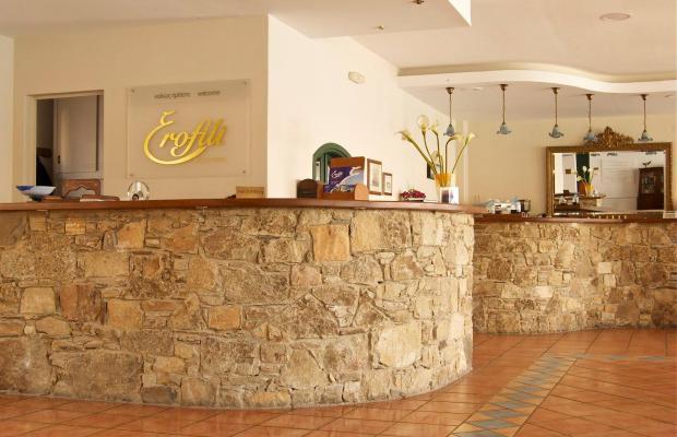 фотографии отеля Erofili Beach изображение №19