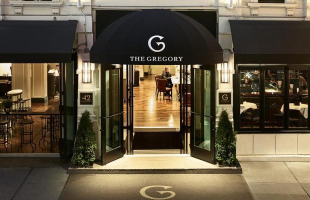 фотографии The Gregory Hotel (ex. Comfort Inn Manhattan) изображение №16