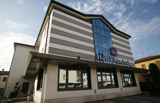 фото отеля Best Western Hotel Admiral изображение №1