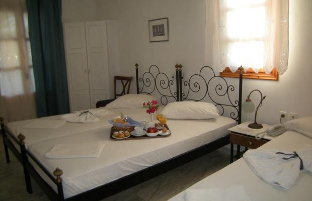 фотографии отеля Roussos Beach Hotel изображение №3