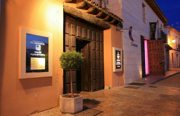 фотографии отеля Posada Real Casa del Abad изображение №15