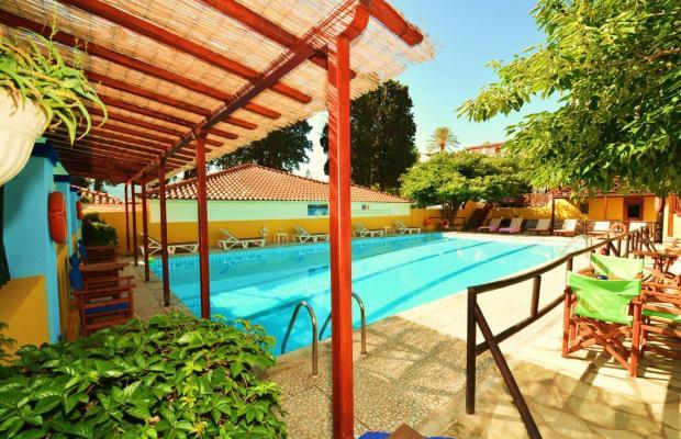 фотографии отеля Ionia Hotel изображение №31