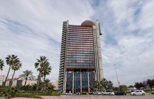 фото отеля Hotel Hesperia Tower изображение №5