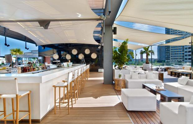 фотографии отеля Hilton Diagonal Mar Barcelona изображение №11