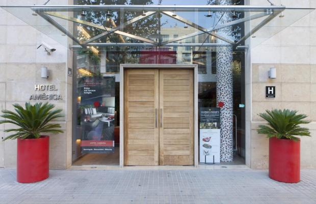 фото отеля Hotel America Barcelona изображение №13