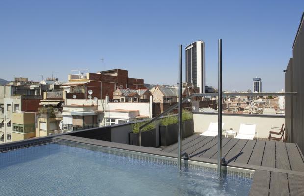 фотографии отеля The Mirror Barcelona изображение №7