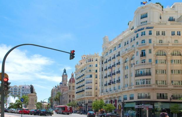 фото отеля Melia Plaza Valencia изображение №1