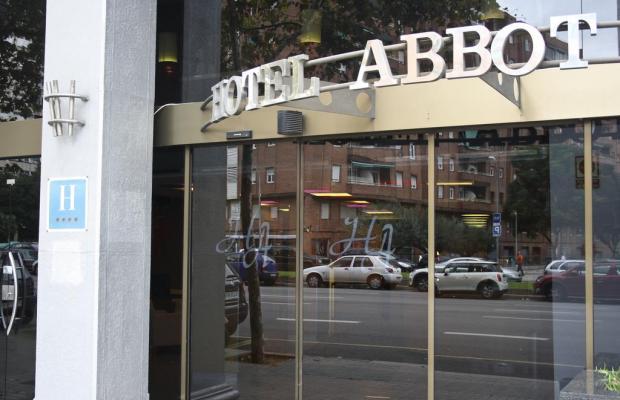 фотографии отеля Hotel Abbot изображение №3