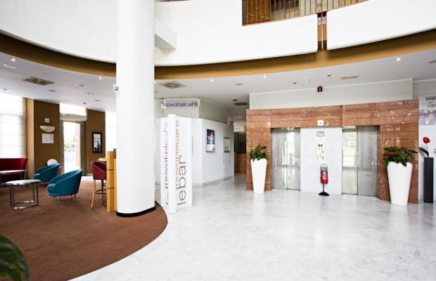 фотографии отеля Hotel Novotel Torino Corso Giulio Cesare изображение №19