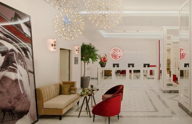 фото отеля NH COLLECTION ROMA PALAZZO CINQUECENTO изображение №21