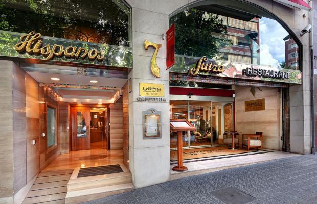 фото отеля Hispanos 7 Suiza изображение №1