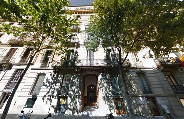 фото отеля Hostal Barcelona Centro изображение №1