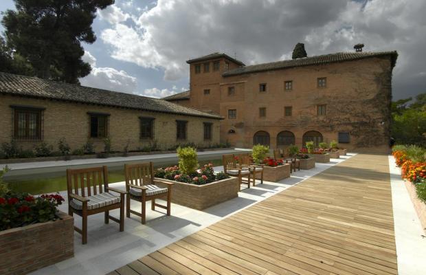 фото Parador de Granada изображение №14