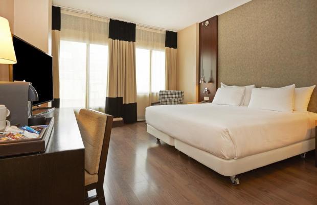 фотографии отеля NH Barcelona Eixample (ex. NH Master) изображение №3