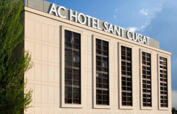 фото отеля AC Hotel Sant Cugat by Marriott (ex. Novotel Barcelona Sant Cugat) изображение №5
