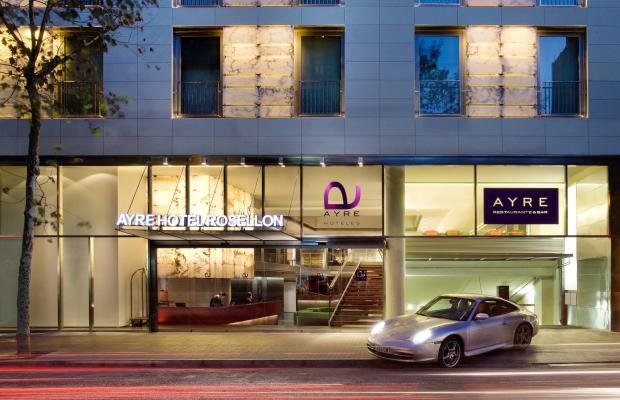 фотографии отеля Ayre Rosellon изображение №23