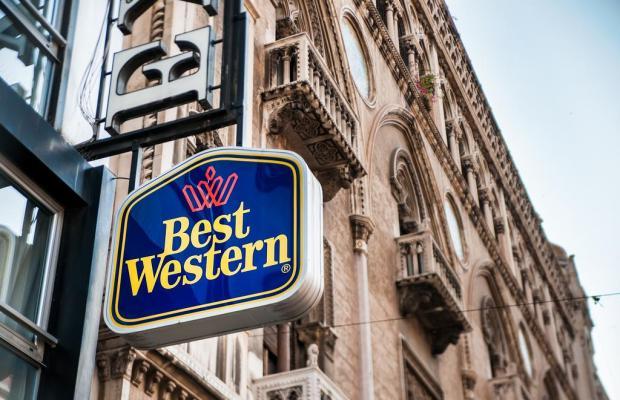 фотографии Best Western Hotel Executive изображение №12