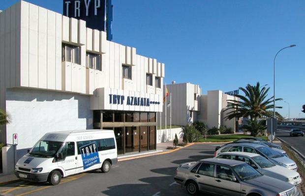 фото Tryp Valencia Azafata Hotel изображение №10