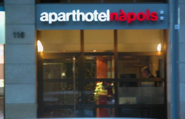фотографии отеля Napols Aparthotel изображение №19