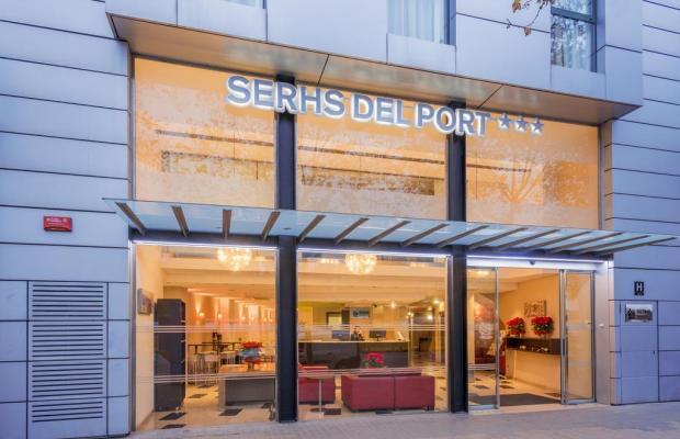 фотографии Hotel Serhs del Port (ex. Hesperia Del Port) изображение №32