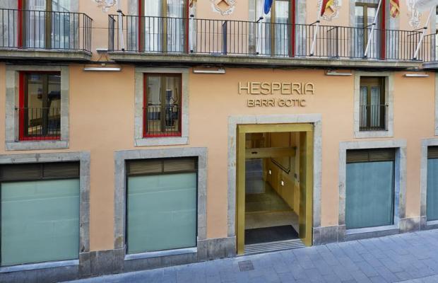 фотографии отеля Hesperia Barri Gotic (ex. Hesperia Metropol) изображение №31