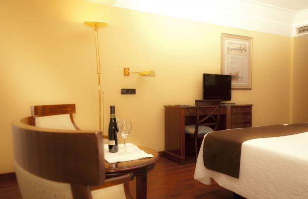 фотографии Hotel Sercotel Corona de Castilla изображение №56