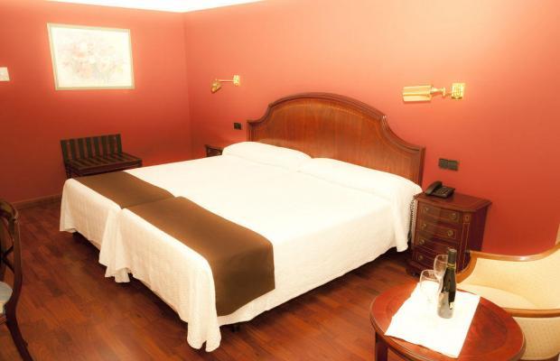 фото отеля Hotel Sercotel Corona de Castilla изображение №33