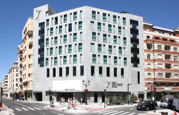 фото отеля Hotel Silken Gran Teatro изображение №1